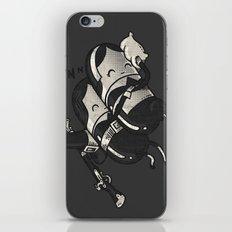 Sleeping Pillgrims iPhone & iPod Skin