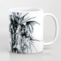 spawn Mugs featuring Spawn by Omnivium