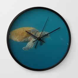Eat all the jellyfish! Wall Clock