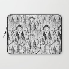 In Love with Nature Laptop Sleeve