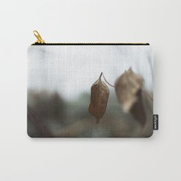 Leaves III Carry-All Pouch