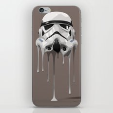 Stormtrooper Melting iPhone & iPod Skin