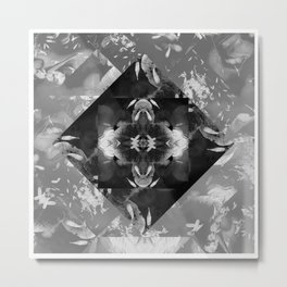 SWIM IN SALIVA #3 Metal Print