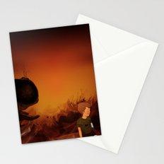 Forgotten sunrise Stationery Cards
