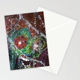 Fear Equals Rage Stationery Cards