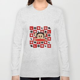 spacemonkey Long Sleeve T-shirt