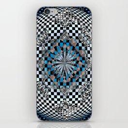 Hyper-Square iPhone Skin