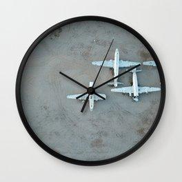 Avion Wall Clock
