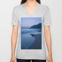 Sunset coast Unisex V-Neck