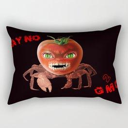 GMO Rectangular Pillow