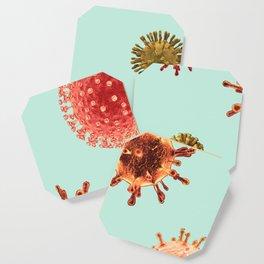Virus Spores Coaster