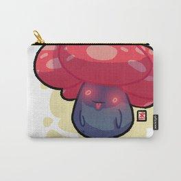 Mushroom Boy Carry-All Pouch