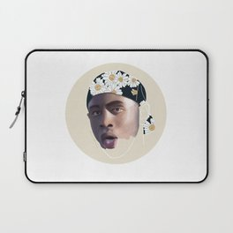 Incomplete Tyler, The Creator Floral Cap Laptop Sleeve