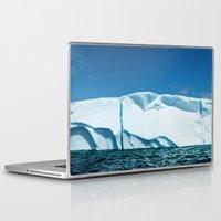 labrador Laptop & iPad Skins featuring Labrador Iceberg by Shaun Lowe