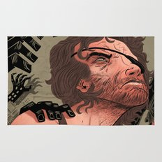 Escape From New York Poster Rug
