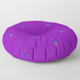 ALIEN SNOT Floor Pillow