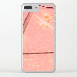 Childhood of humankind: Glimpses of consciousness Clear iPhone Case