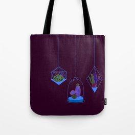 Cactus Terrarium Tote Bag
