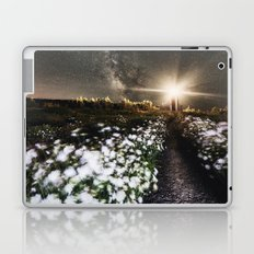 Galactic Lighthouse Laptop & iPad Skin