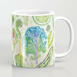 Harvest of Green - Neutral Coffee Mug