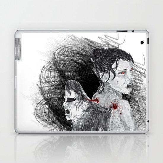 Black Swan II Laptop & iPad Skin
