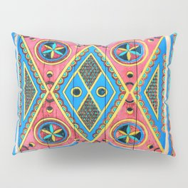 Saudi Colors Pillow Sham