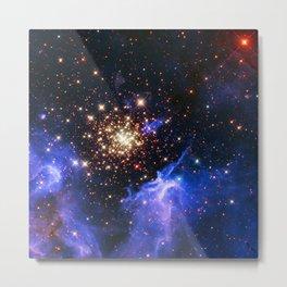 Star Forming Nebula Metal Print
