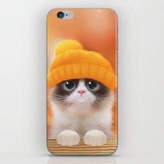 Shui The Kitten iPhone & iPod Skin