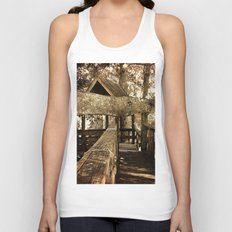 Old Love Story Unisex Tank Top