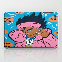 vegeta iPad Cases featuring VEGETA  by TheArtGoon