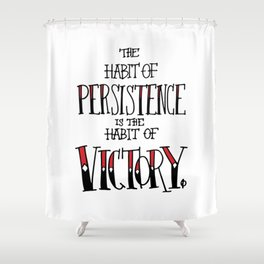 We Can't All Be Winners, But There's This. Shower Curtain