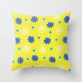 fun & joy Throw Pillow