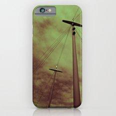 Red sky iPhone 6s Slim Case