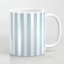 Mindful pinstripes Coffee Mug