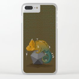 What's your color? Clear iPhone Case