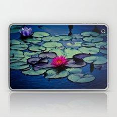 Twilight at the Lily Pond Laptop & iPad Skin