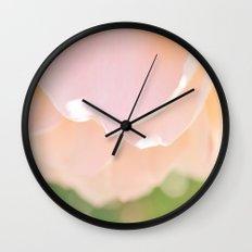 Petal Soft Wall Clock