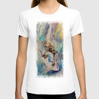 surfer T-shirts featuring Surfer by Michael Creese
