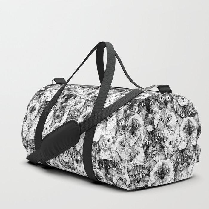 just cats Duffle Bag