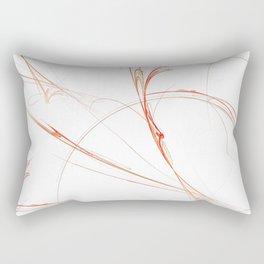 Seamless Background Fractal Rectangular Pillow