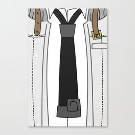 Soul Eater Evans Spartoi Uniform Canvas Print