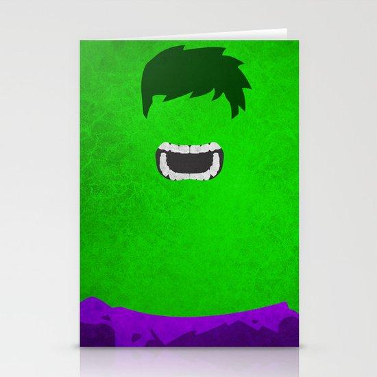 Hulk Stationery Cards