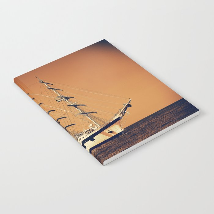 Old Ship Notebook