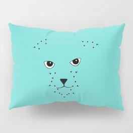 JD (John Doe) Cat Pillow Sham