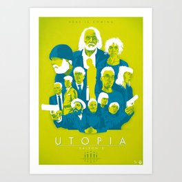 Utopiaseason 2 Art Print
