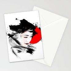 Japan - Kyoto - Geisha Stationery Cards