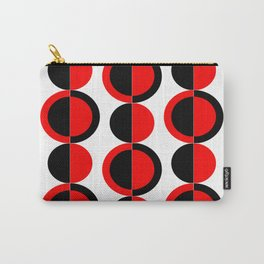 Mod Circles Carry-All Pouch