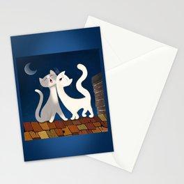 Moonlight Duet Stationery Cards