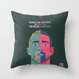 I'm Not A Joke  Throw Pillow