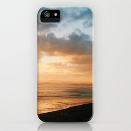 The last glow iPhone Case